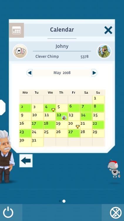 Einstein™ Brain Training HD screenshot-7