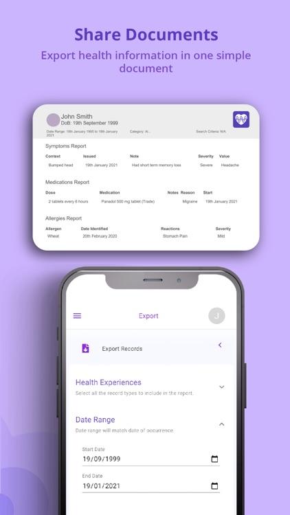 Wanngi Health Tracker screenshot-3
