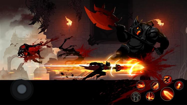 Shadow Knight Premium Fighting screenshot-3