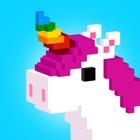 UNICORN 3D: Juegos de colorear icon