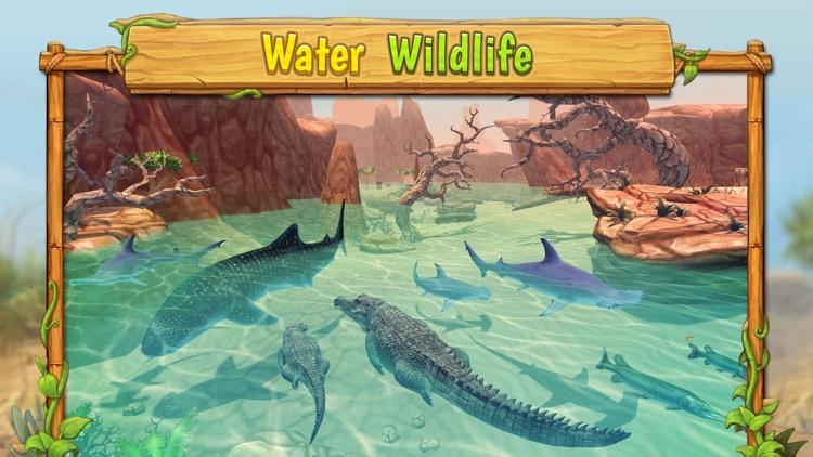 Crocodile Family Sim Online screenshot-3