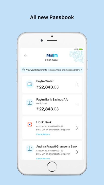 Paytm- Payments & Bank Account screenshot-4