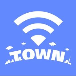 タウンWiFi 話題のギガ節約アプリ