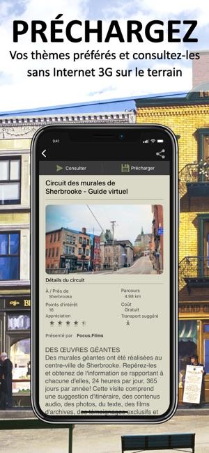Dans L'app Dans L'app Baladodécouverte Baladodécouverte Store 29WEDIH