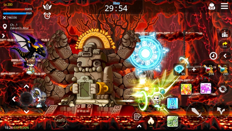 MapleStory M: Fantasy MMORPG screenshot-7