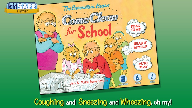 Come Clean for School - BB