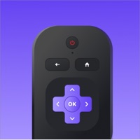 Remote for TCL Roku TVs