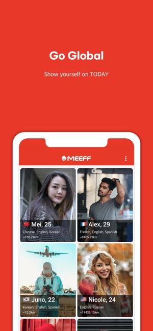 MEEFF - Kết bạn toàn cầu