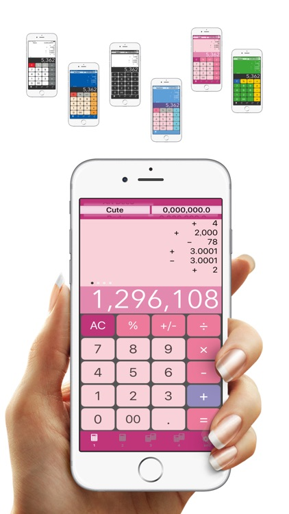 Calculator + - Twin Plus App # screenshot-8
