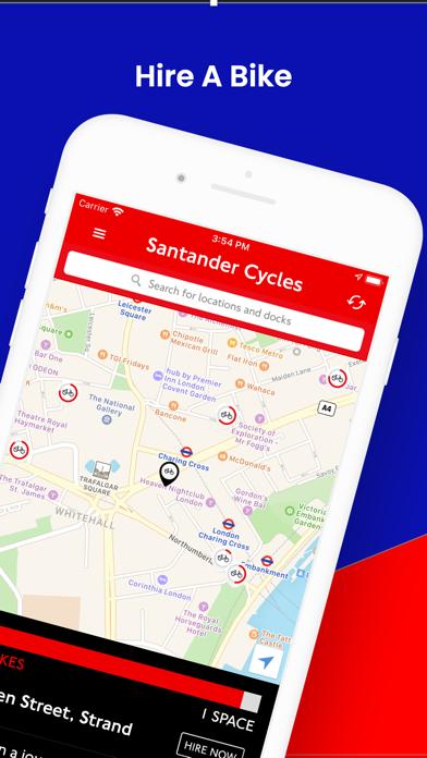 Screenshot #2 pour Santander Cycles