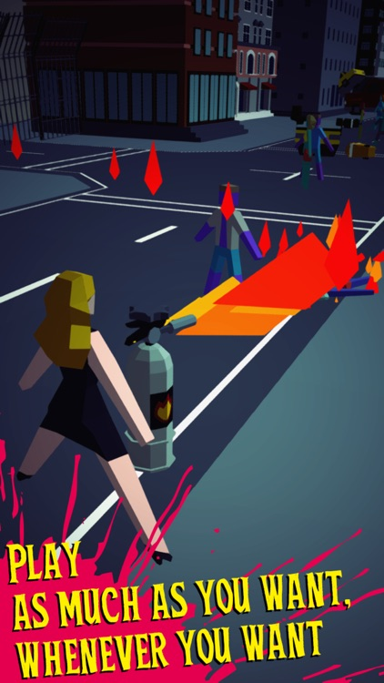 1000m Zombie Escape! screenshot-4
