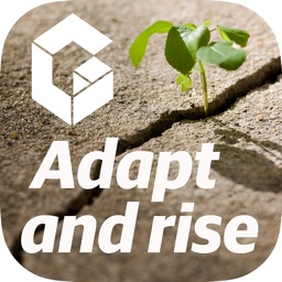 Adapt and rise
