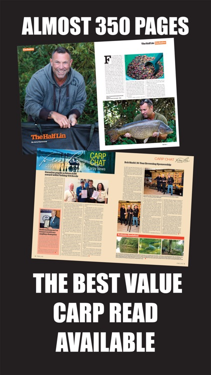 Big Carp Magazine screenshot-4