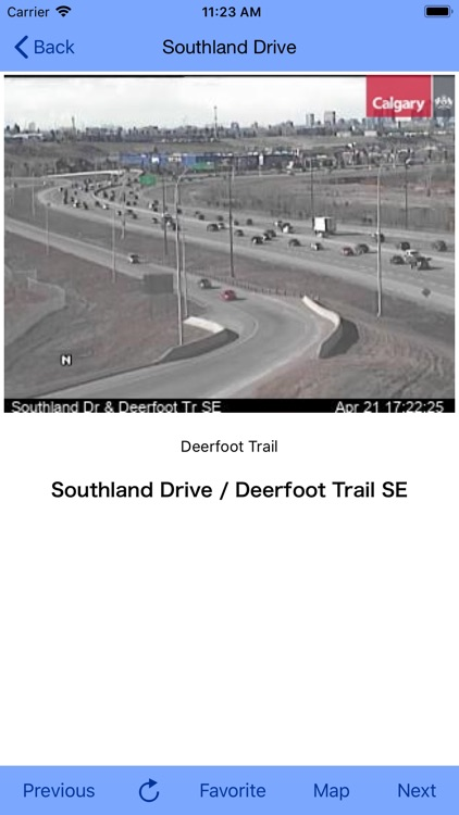 Calgary Traffic Cam screenshot-6