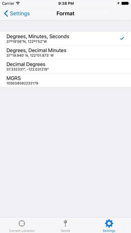 Current Altitude screenshot-3
