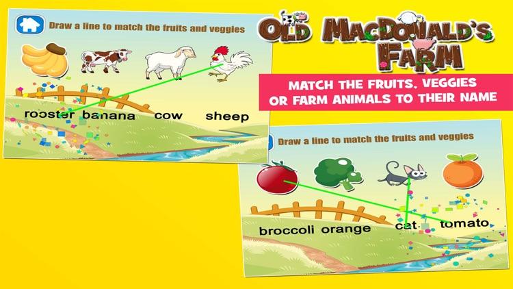 Old MacDonald had a Farm Games screenshot-3
