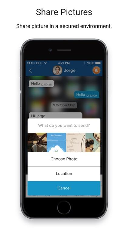 Enkrypt Secure Messenger screenshot-4
