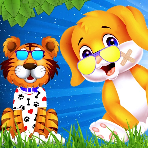 Jungle Safari - Animal Daycare