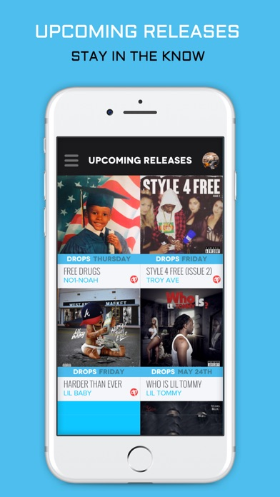 DatPiff - Mixtapes & Music for Windows