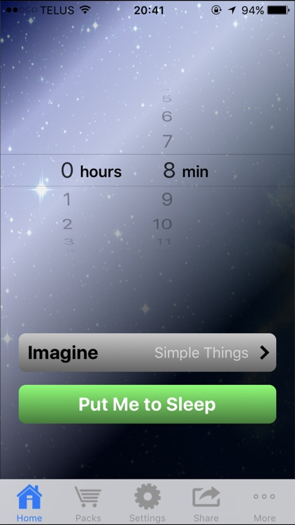 mySleepButton screenshot-0