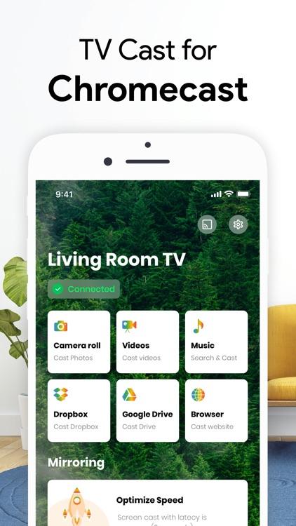 TV Cast for Chromecast TV App screenshot-5