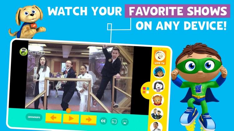 PBS KIDS Video screenshot-5