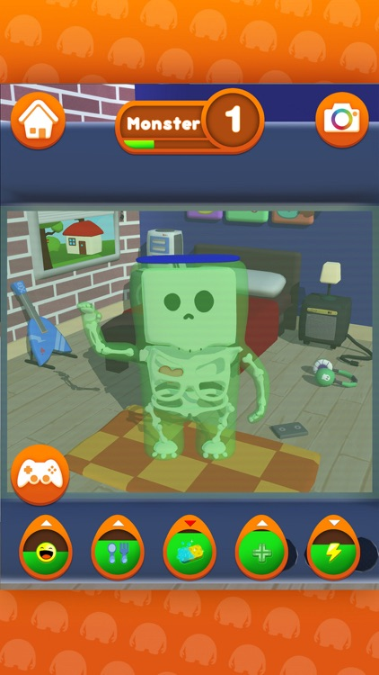 Mr Plinton 3D: Create and play screenshot-3