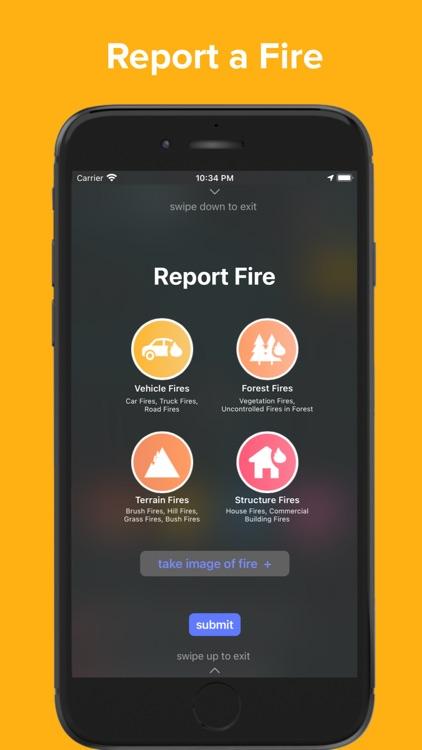 Firesource - Live Wildfires screenshot-9