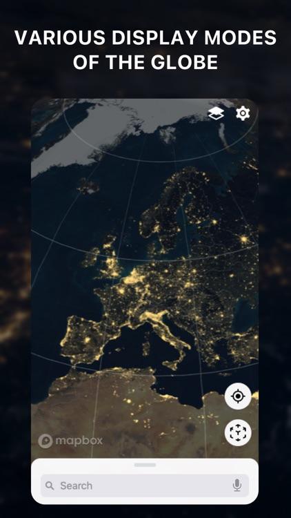 Globe 3D - Planet Earth Guide screenshot-4