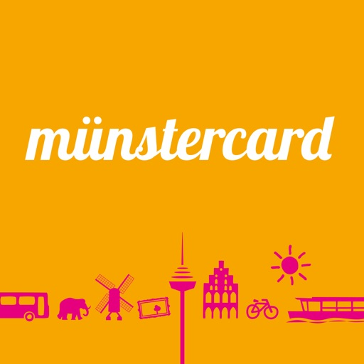 münstercard for iPhone