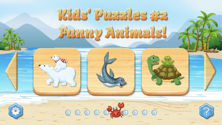 Kids' Puzzles #2, Full Game screenshot-0