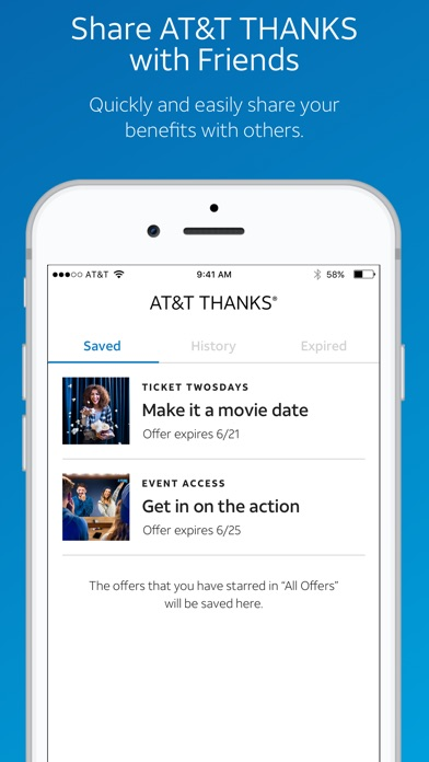AT&T THANKS® for Windows