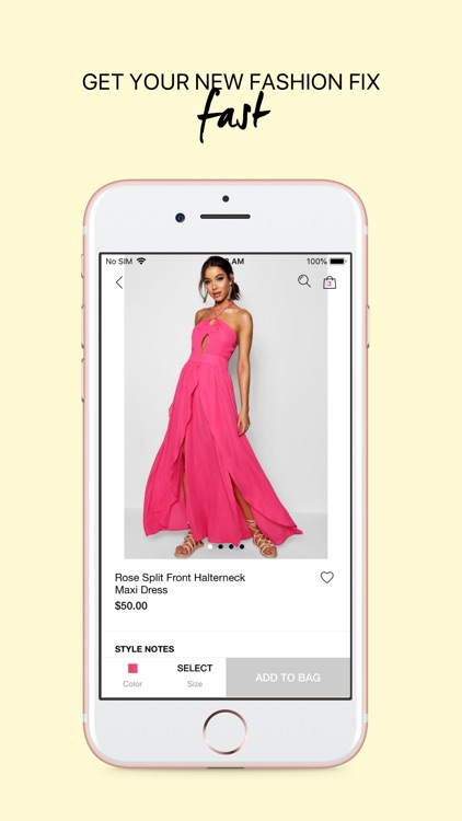 boohoo – Clothing & Fashion