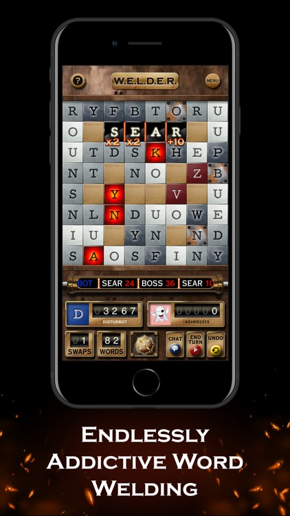 W.E.L.D.E.R. - word game screenshot-8