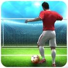 Fußball Kick Strike Liga 3d icon
