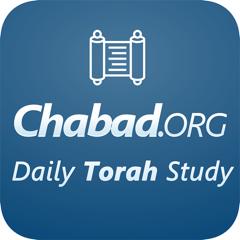 Chabad.org Daily Torah Study