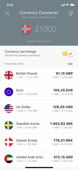 Eurocard Pro On The App Store