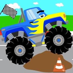 Monster Truck Games! Racing