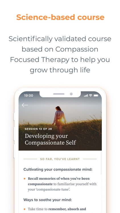 The Self Compassion App screenshot-4