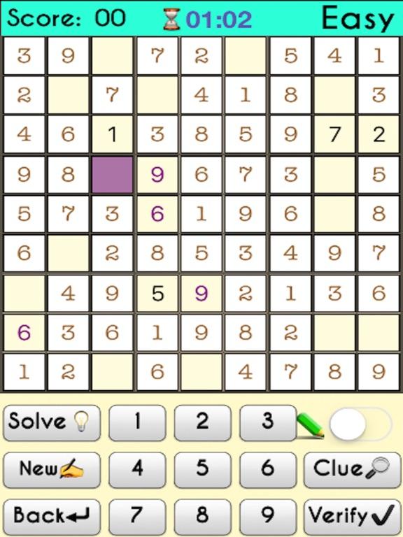 Sudoku Puzzles with OCR solver screenshot 6