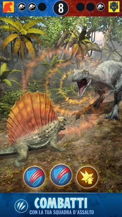 Screenshot 3 Jurassic World™ Alive