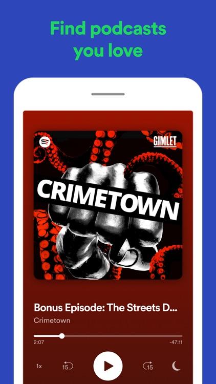 Spotify: Discover new music screenshot-7