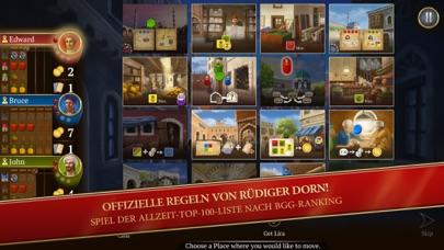 Screenshot 1 Istanbul: The Digital Edition