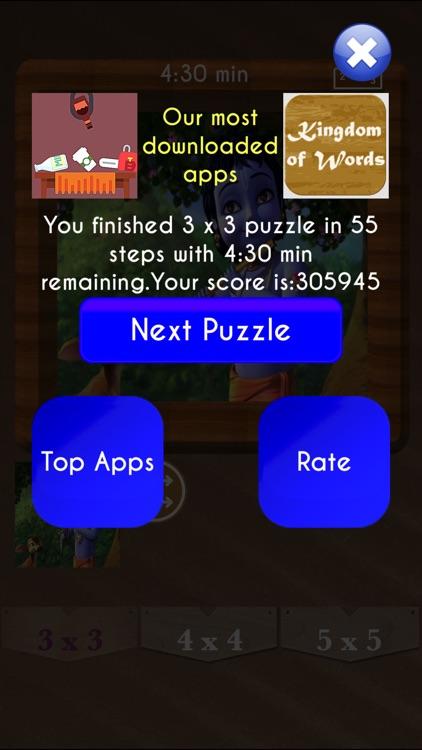 Sliding Puzzle : Tile Puzzle screenshot-4