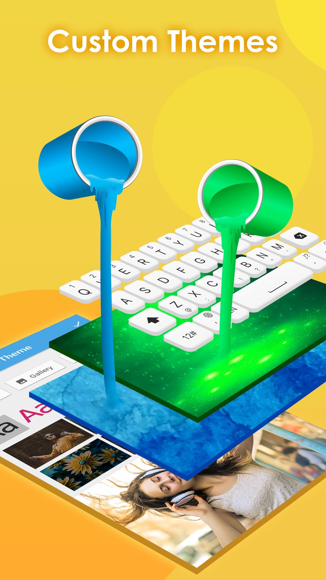 TouchPal Keyboard Screenshot