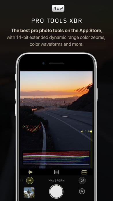 Скриншот №4 к Halide Mark II - Pro Camera