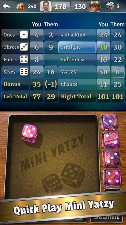 Yatzy Dice Master screenshot-7