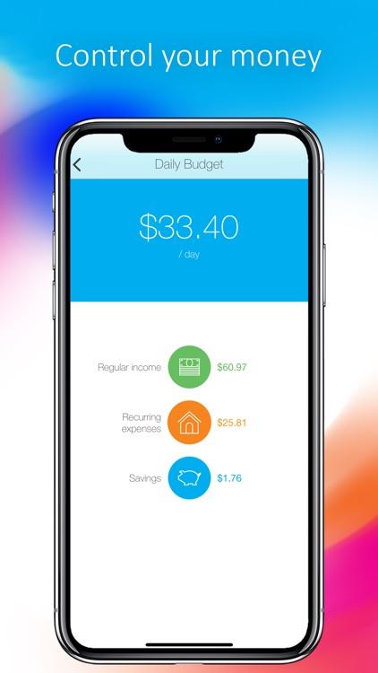 Daily Budget Original