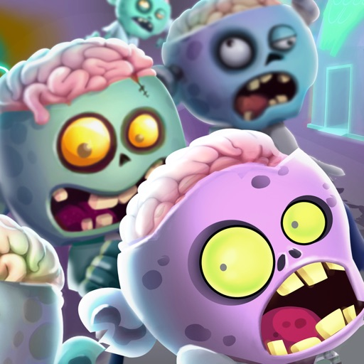 Zombies Inc - Idle Clicker