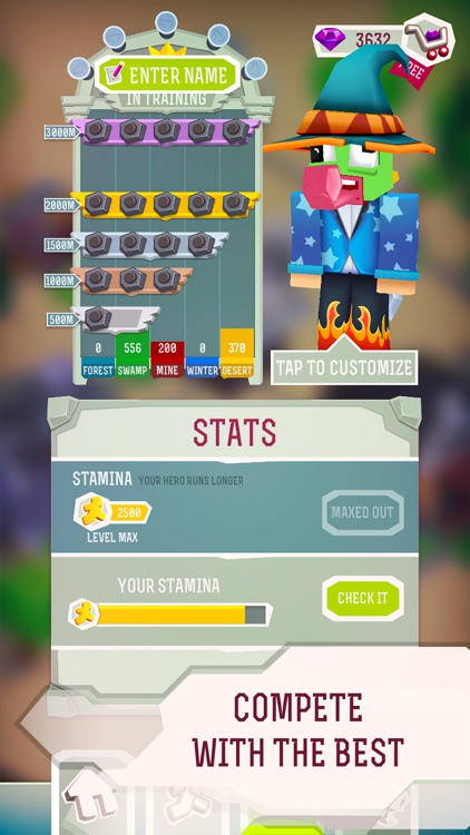 Chasecraft - Epic Running Game screenshot-7